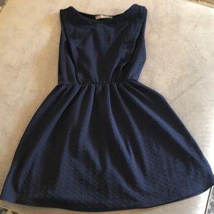 Finn& Clover Navy Blue Dress
